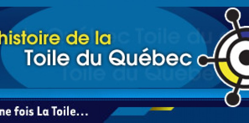 Fermeture de la Toile du Québec
