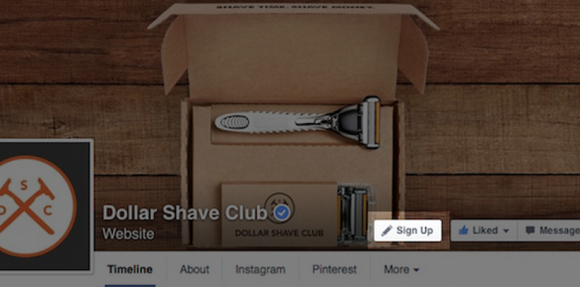 Facebook ajoute les boutons call-to-action pour les Pages