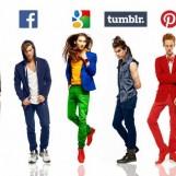 Et si les gars étaient des réseaux sociaux ?