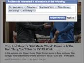 Nouveauté : Publication ciblée par intérêt sur Facebook