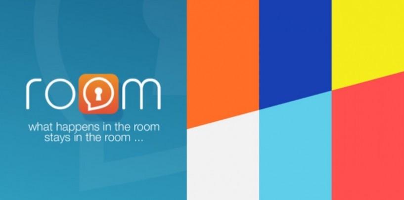 Rooms par Facebook maintenant disponible pour tous!