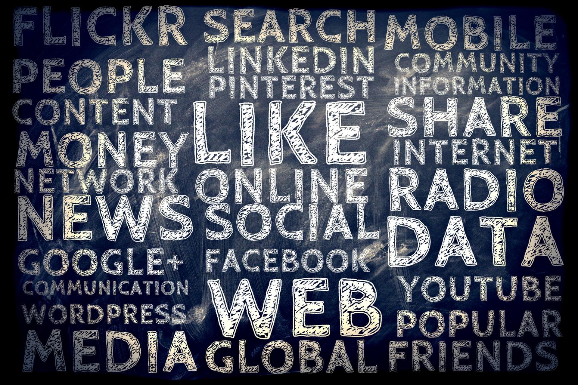 Conseils sur les réseaux sociaux