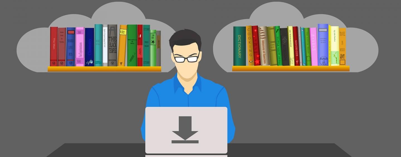 Choisir de télécharger anonymement