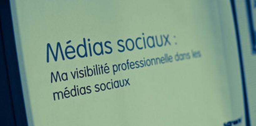 Les médias sociaux dans le monde
