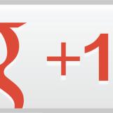 Le bouton de Google +1