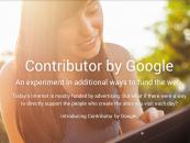 Google Contributor pour ne plus afficher de publicité
