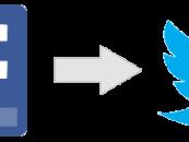 Synchronisation des messages Facebook et Twitter