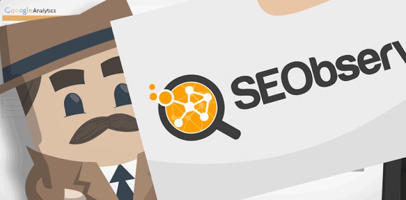 SEObserver : outil en seo pour surveiller, expliquer et analyser
