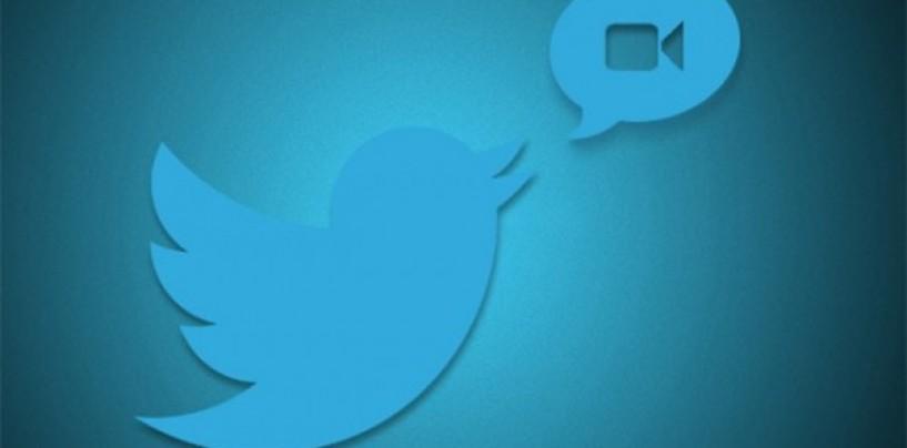 Twitter lance son outil-plateforme vidéos