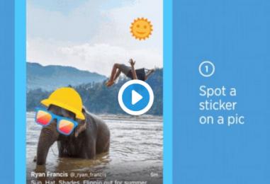Twitter : les Stickers bientôt disponibles