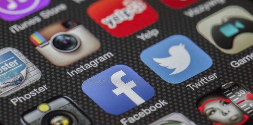 4 des réseaux sociaux les plus populaires sur mobile
