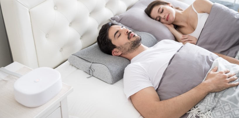 L'oreiller pour réduire le ronflement : découvrez le Motion Pillow